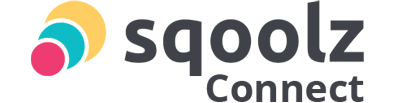 Sqoolz Connect-Logo Black